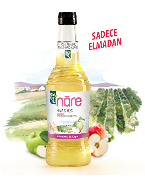 DOGANAY ELMA SIRKESI- APPLE VINEGAR 12X500ML