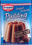 DR.OETKER PUDING with CHOCOLATE 24* 91 * GR