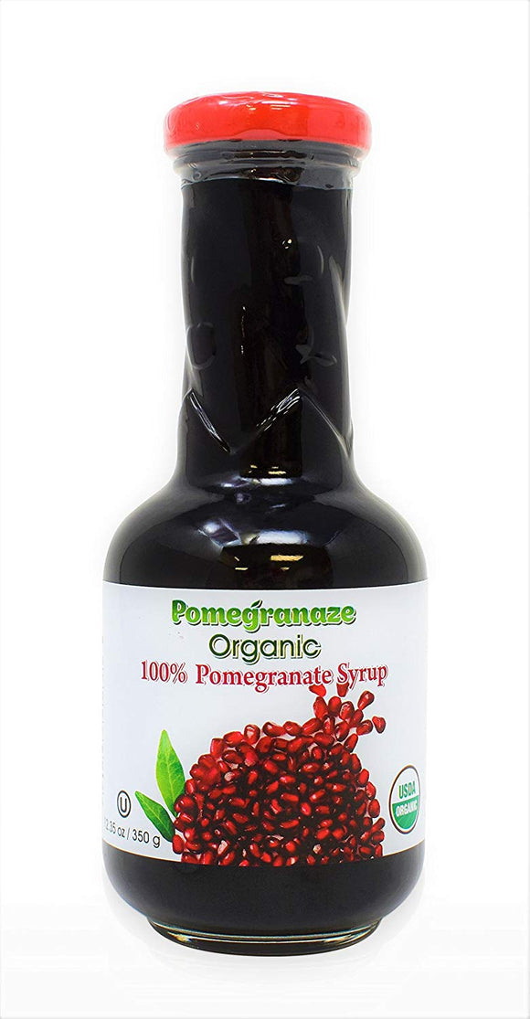 USDA ORGANIC POMEGRANATE MOLASSES 12X12.35 OZ