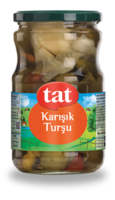 TAT MIXED PICKLES / KARISIK TURSU 6X1700 ML