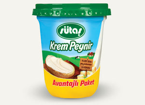 SUTAS SPREADABLE CHEESE (CUP) 6X400 GR