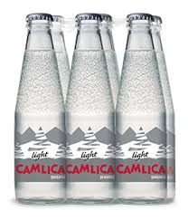 CAMLICA LIGHT SODA GLASS / GAZOZ LIGHT CAM 24X250 ML
