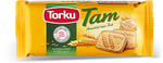 TORKU TAM WHOLE WHEAT BISCUITS /  TAM BUGDAYLI BISKUVI 24x131 GR