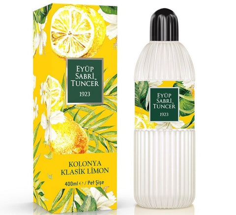 EYUP SABRI COLOGNE LEMON- LIMON KOLONYASI 24X400 ML