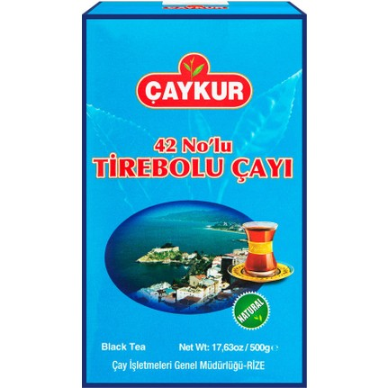 CAYKUR BLACK TEA  / CAY TIREBOLU 20X500 GR.