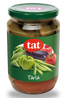 TAT MIXED VEGETABLES / TURLU 12X720 ML