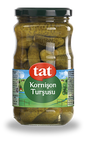 TAT CORNICHON PICKLES / KORNISON TURSU 12X720 ML