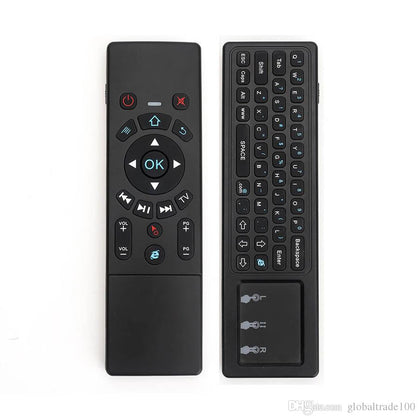 Air Mouse Js6 T6 Keyboard With Touch Pad