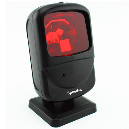 Speed-X 9100 Barcode Desktop Scanner