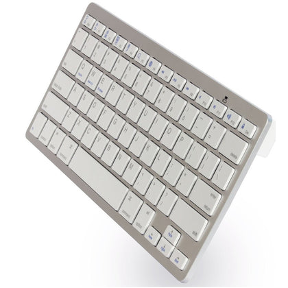 Bluetooth Keyboard Blue X5