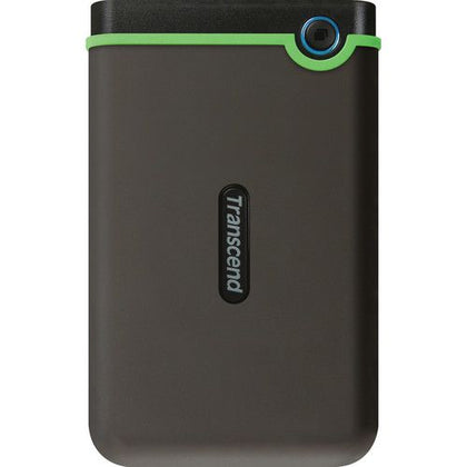 Transcend 1TB External Hard Drive Shockproof