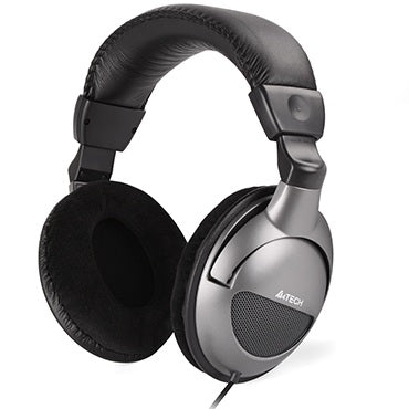 A4Tech HS-800 Stereo Gaming Headphone Mic in Line