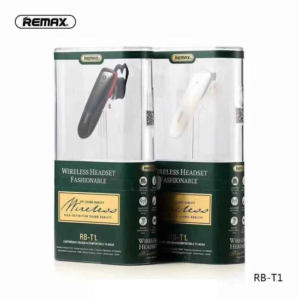 Remax Bluetooth Handsfree RBT1