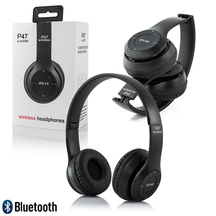 Wireless Bluetooth Headphone P47