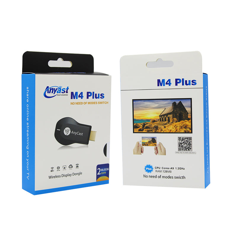 Any Cast HDMI Wifi Dongle M4 Plus 1080p