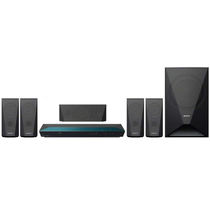Sony Blu-ray Home Theater System with Bluetooth (BDV-E3100)