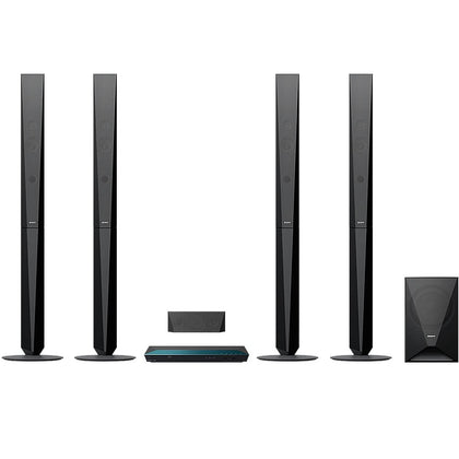 Sony 5.1 Channel Blu-ray Home Cinema Sound System (BDV-E6100)