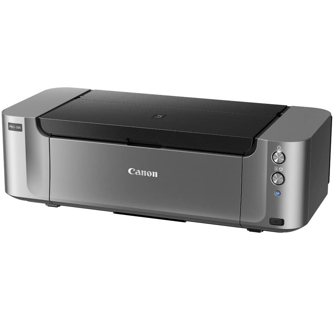 Canon Pixma Pro-100 Wireless Color Inkjet Printer
