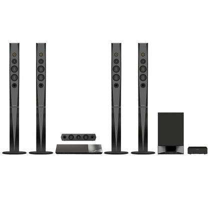 Sony Real 5.1 Channel Blu-ray Home Theatre System (BDV-N9200W)