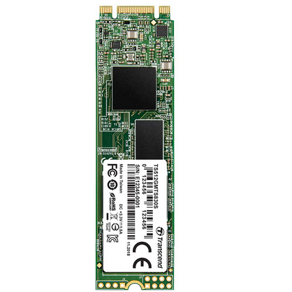 Transcend 128GB M.2 SATA III Double Cut Internal SSD (MTS830)