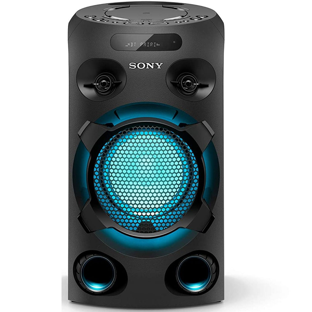 Sony Home Audio Portable Speaker with Bluetooth (MHC-V02)