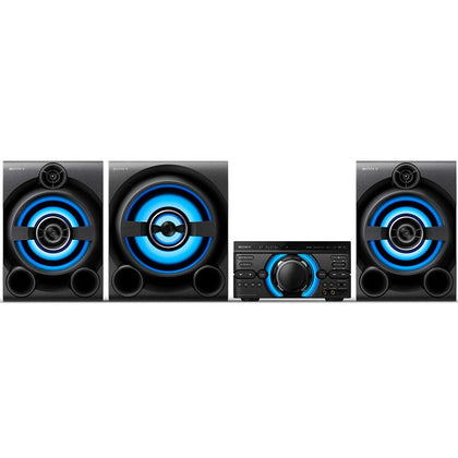 Sony Audio System with DVD Sony (MHC-M80D)