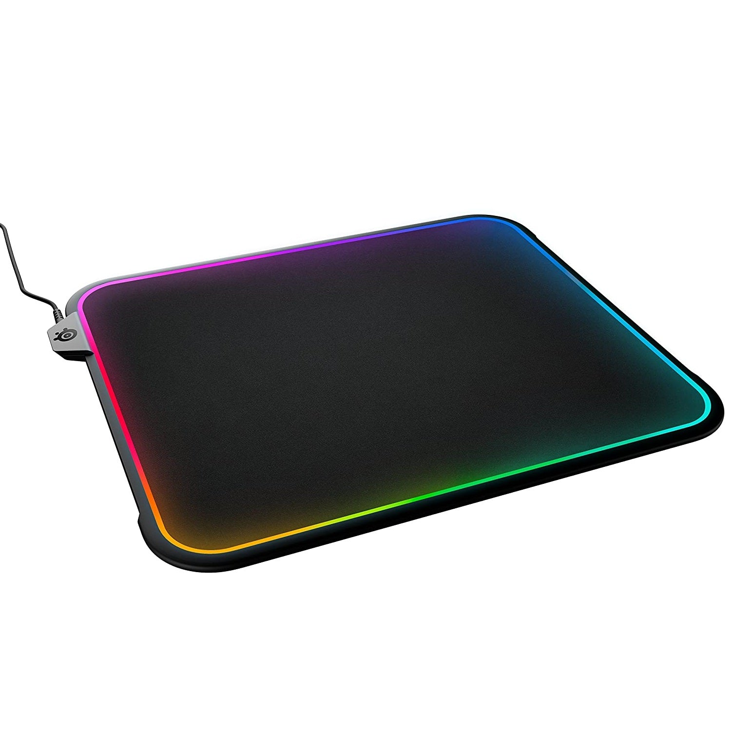SteelSeries QcK Prism RGB Mousepad (Dual-Surface) - 63391