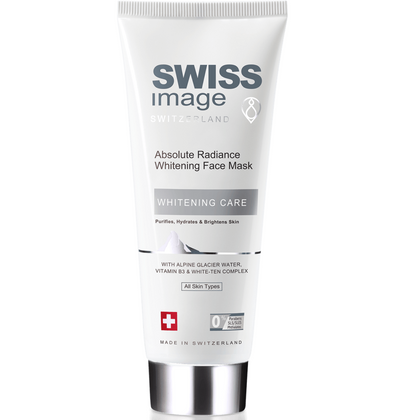Swiss Image Absolute Radiance Whitening Face Mask 75ML