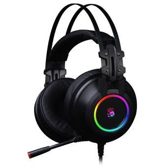Bloody G528C RGB Gaming Headphone (Black)