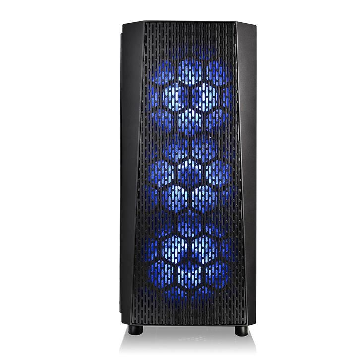 Thermaltake Versa J24 PC Tower Casing Tempered Glass RGB Edition (CA-1L7-00M1WN-01)