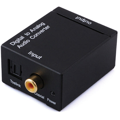 Digital To Analog Audio Converter