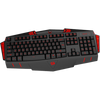 Redragon K501 Gaming Keyboard Asura 7 Color LED Backlight