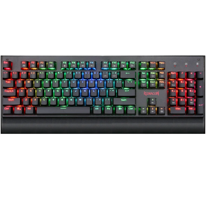 Redragon Kala RGB Backlit Wired Mechanical Gaming Keyboard K557