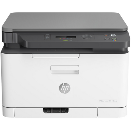HP Color Laser MFP 178nw Wireless Printer (4ZB96A)