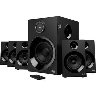Logitech Z607 5.1 Surround Speakers Bluetooth