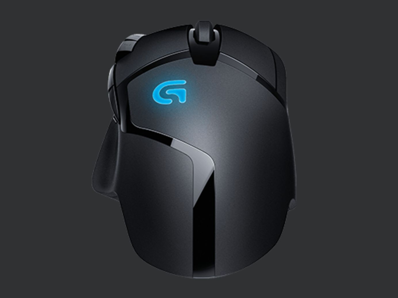 Logitech G402 Gaming Mouse Hyperion Fury FPS