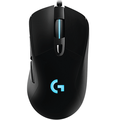 Logitech G403 Gaming Mouse Programmable