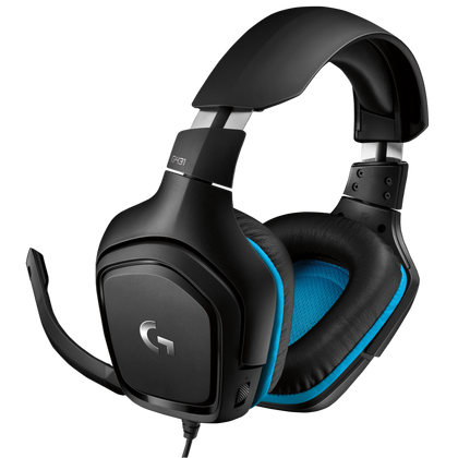 Logitech G431 7.1 Surround Sound Gaming Headset