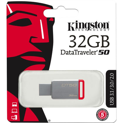 Kingston DataTraveler 50 USB 3.1 DT50 32GB