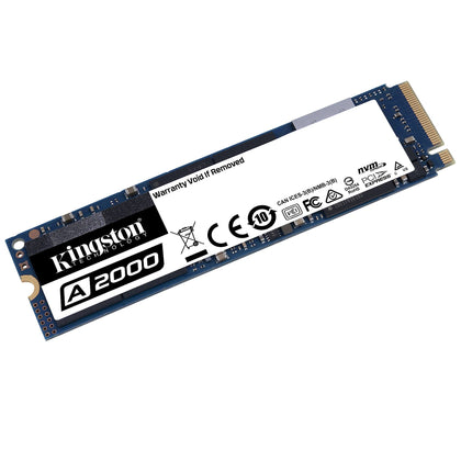 Kingston A2000 NVMe PCIe SSD M.2280 500GB