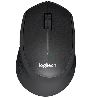 Logitech M331 Wireless Mouse - Silent Plus