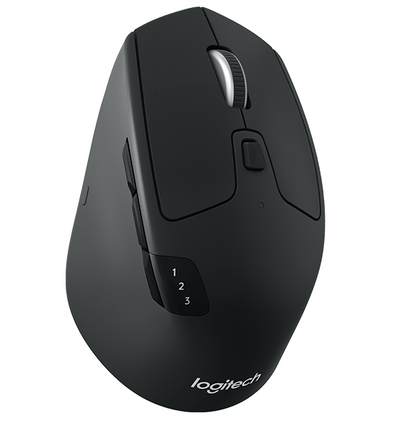 Logitech M720 Triathlon Mutli-Computer Wireless Mouse