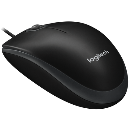 Logitech B100 USB Optical Mouse