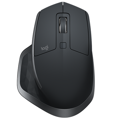 Logitech MX Master 2s Wireless Multi-Device Mouse