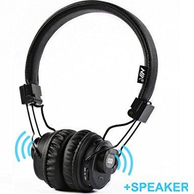 NIA X5SP Bluetooth Wireless Headphone + Speaker