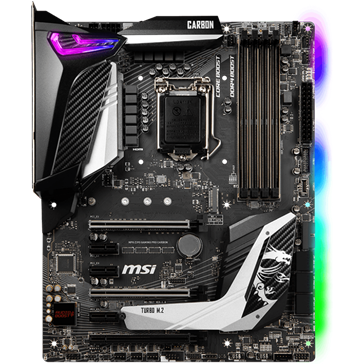 MSI MPG Z390 Gaming Pro Carbon Intel Motherboard