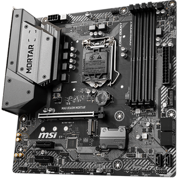 MSI MAG B365M MORTAR Intel Motherboard