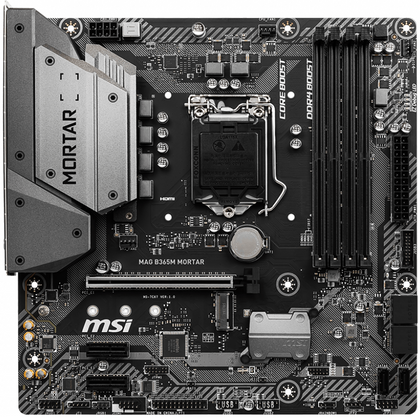 MSI Intel MAG B365 MORTAR Motherboard