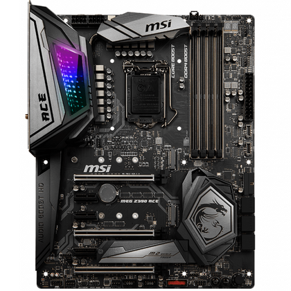 MSI Intel MEG Z390 ACE Motherboard