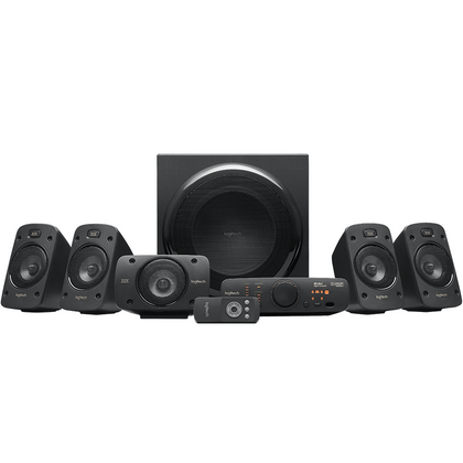 Logitech Z906 5.1 Surround Sound Speakers System